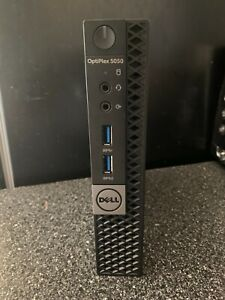 Dell OptiPlex 5050 (MFF) 256GB SSD+16GB RAM- Intel i7 - Quick dispatch!!