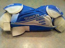 Vtg Cooper 1980s 80s Techniflex Sp 750 Sr Medium Hockey Shoulder Pads