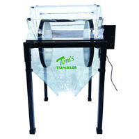 TOM'S TUMBLER™ TTT 2600 DRY TRIMMER, SEPARATOR AND POLLEN EXTRACTION SYSTEM