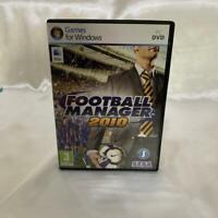 Football Manager Handheld 2010 (PC: Windows/ Mac, 2009)