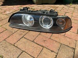 2001-2003 BMW 525i 530i 540i Driver Left Halogen Headlight Headlight Assembly