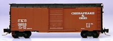 NIB Z MTL #50000761 40' Single Door Boxcar C&O #3203