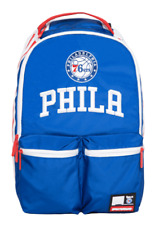 Sprayground NBA Lab 76ers Double Cargo Basketball Sports Book Bag Backpack