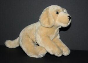 "Animal Alley Yellow Lab Puppy Dog Labrador Retriever 11"" Plush Stuffed Toys R Us"