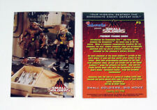 1998 Inkworks Small Soldiers Promo Card (P3) Nm/Mt
