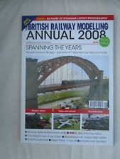 BRITISH RAILWAY MODELLING ANNUAL 2008. THE AIRFIX STORY..Etc.
