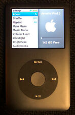 Apple iPod Classic 7th Generation - 160GB - Black A1238