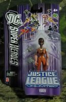 MOC DC Super Heroes: Justice League Unlimited Vixen Action Figure Sealed CB