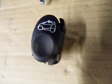 smart car fortwo cabrio ELECTRIC ROOF SWITCH BUTTON LEFT HAND DRIVE 2000-2007
