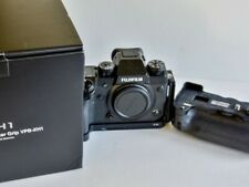 Fujifilm X-h1 Mirrorless Digital Camera With Power Booster Grip Kit