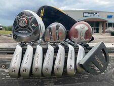 TaylorMade Warrior Acuity Men's RH Complete Golf Club Set #073120TM3