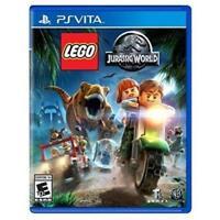 Lego Jurassic World PlayStation Vita For Ps Vita Brand New 9E