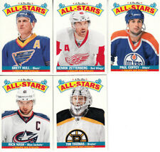 LOT 5 CARTES 2012-13 OPC ALL-STARS INCLUE # AS-46 TIM THOMAS