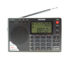 TECSUN PL-380 Radio Digital Portable FM Stereo LW SW MW World Band DSP Receiver
