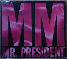 Mr. President MM (#zyx7075) [Maxi-CD]