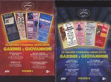 8 Dvd x 2 Box Cofanetto LA GRANDE COMMEDIA MUSICALE DI GARINEI E GIOVANNINI