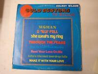 Delroy Wilson - Gold Busters In Reggae Vinyl LP 1985