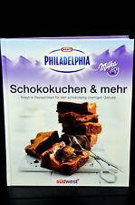 Philadelphia, Milka Schokolade, Rezeptbuch, Tortenbuch, Schokokuchen und mehr..