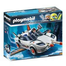 PLAYMOBIL® Top Agents - AGENT P.'S SPY RACER - Playmobil 9252 - NEU