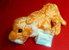 Webkinz Web Kinz Majestic Tiger New Sealed Tag NWT FREE SHIPPING!