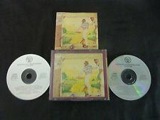 ELTON JOHN GOODBYE YELLOW BRICK ROAD ULTRA RARE OZ DOUBLE CD!