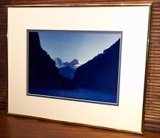 "Limited Edition Photography - P. M. Kronberg ""Mountain Over River"" #14/175 16x20"