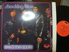 SHOCKING BLUE Eve and & the Apple orig german lp polydor 2310260 dureco '72 rare