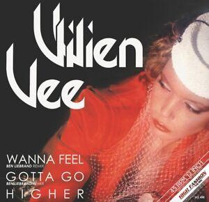 Vivien Vee – Wanna Feel / Gotta Go / Higher (Ben Liebrand Remixes) new 12″