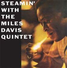 Miles Davis Quintet Steamin' With Reissue 180gm Vinyl LP