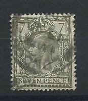 Grande Bretagne N°148 Obl (FU) 1912/22 - George V (Filigrane E)