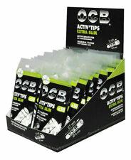 OCB Activ'Tips Extra Slim, 6 mm Aktivkohlefilter 10 Beutel a 50 Filter = 500 Fil