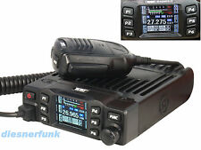 TEAM EXPERT-1 CB Multinorm Funkgerät 4W AM/FM mit Farbdisplay und CTCSS/DCS