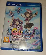 Gal* Gun Double Peace PS Vita New Sealed UK PAL Sony PlayStation PSV English