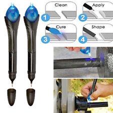 2Pcs 5 Second Fix pen UV Light Repair Glue Refill Liquid Welding Multi-Purpose#