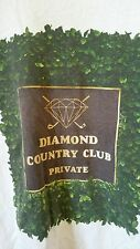 Diamond Supply Co T-Shirt Tee Shirt Size S COUNTRY CLUB PRIVATE Made in USA