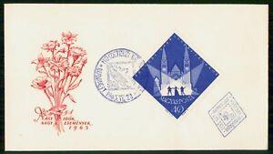 Mayfairstamps HUNGARY FDC 1963 COVER SZEGEDI SZABADTERI JATTKOK wwk43785
