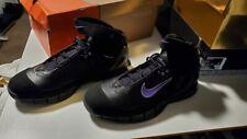 Nike Air Huarache 2K5 Kobe Bryant P.E. Black-purple 2005 size 10.5 NEW