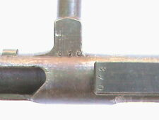 WW2 Japanese Arisaka Rifle Type 99 Bolt Body