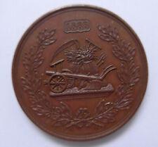 Stadt Altena Medaille --1888 Landwirtschaftlicher Kreis Verein--