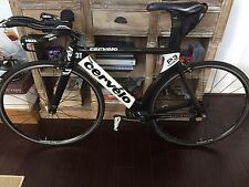 2007 Cervelo P3C Carbon TT/Triathlon 51cm recently serviced; excellent condition