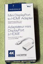 INSIGNIA MINI DISPLAYPORT TO HDMI ADAPTER FOR MAC - NS-PD94592-C