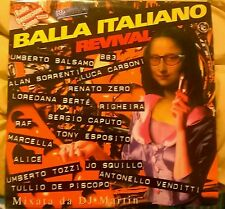 SORRENTI  MARCELLA  ALICE  ZERO  RAF  BALSAMO lp disco 33 BALLA ITALIANO REVIVAL