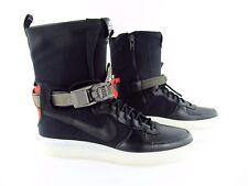 Nike Air Force 1 AF1 Downtown HI SP / Acronym Black Crimson UK_9 US_10 EUR 44