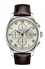 Tissot Le Locle Valjoux Chronograph Ivory Dial Men's Watch T006.414.16.263.00
