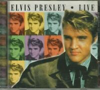 Live: Elvis Presley by Elvis Presley (CD, 2000, Legacy)