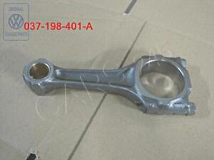 Genuine Volkswagen Set Connecting Rods NOS Corrado Jetta 037198401A