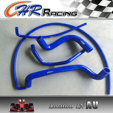 silicone radiator cooling hose for HOLDEN COMMODORE VZ V8 5.7L BLUE