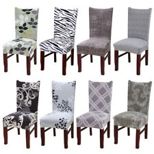 Big Elastic Seat Chair Covers  for Wedding Banquet Restaurant Home Decoration