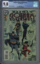 Batman Gotham Adventures # 1 CGC 9.8