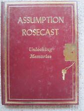 Assumption High School, Louisville, KY, 1986 Yearbook, Rosecast